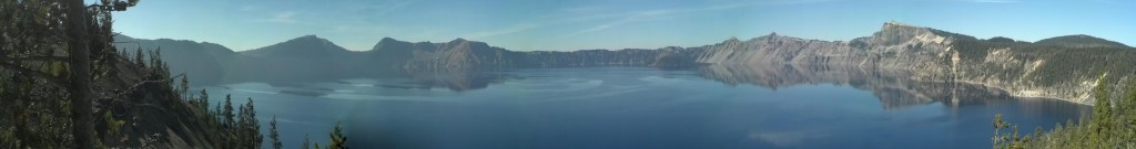 Crater Lake. Photo: Christian Noble
