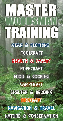 Master Woodsman Training
