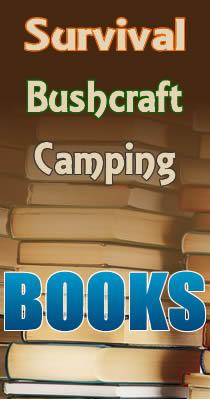 Survival Books and Bushcraft Books