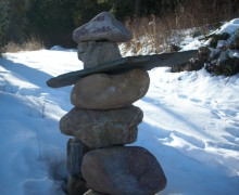 Photo 3 - cairn