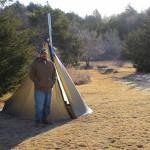 Seek Outside Back Country Shelter
