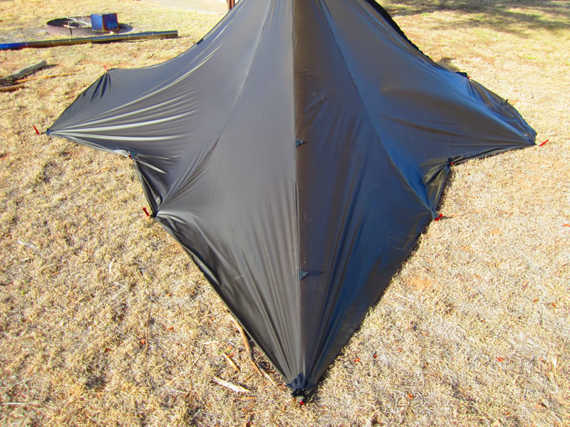 backcountryshelter4 & 1+ Year Review: Seek Outside BCS Back Country Shelter | Master Woodsman