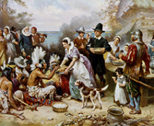 thanksgiving copy
