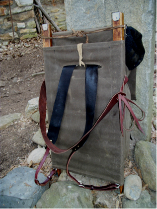 Trumpline attached to a replicated Trapper Nelson rig.